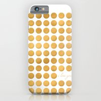 iPhone & iPod Case featuring The Circle of Love by Grace Kelly McConnell