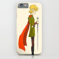 iPhone & iPod Case featuring Oliver by Kassidy Daussin