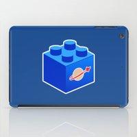 Space Lego iPad Case