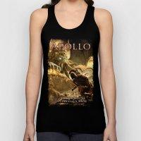 Apollo - Cover Art Unisex Tank Top
