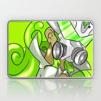Lucky Clover Laptop & iPad Skin