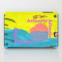 Atlantic Hearts iPad Case