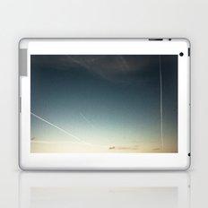 scratched sky Laptop & iPad Skin