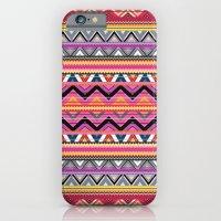 Aztec #7 iPhone 6 Slim Case