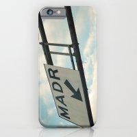 missing ID iPhone 6 Slim Case