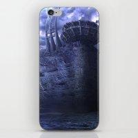 Alien Thunder  iPhone & iPod Skin