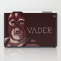 Vader Time iPad Case