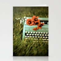 Loveletters Stationery Cards