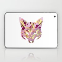 Land of fox Laptop & iPad Skin