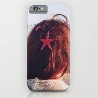 Seaside Girl iPhone 6 Slim Case
