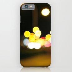 SUMMER LIGHTS iPhone 6 Slim Case