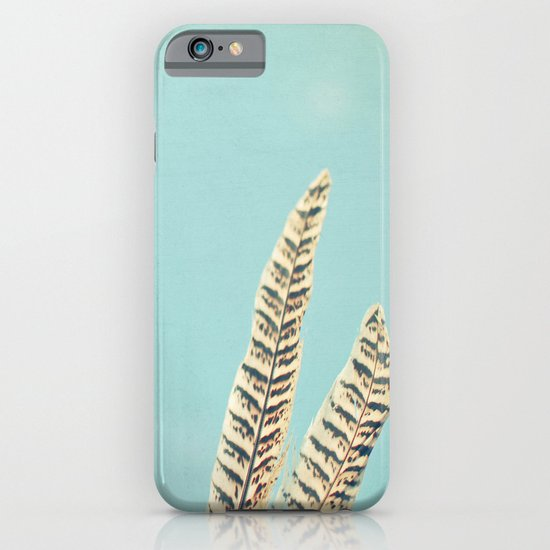 Plumes iPhone & iPod Case