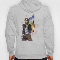 Han Solo From Star Wars  Hoody