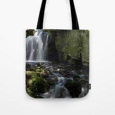 Waterfall at Lumsdale II Tote Bag