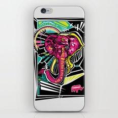 Nalubuff - Elephant iPhone & iPod Skin
