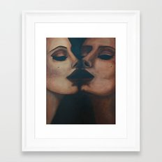 Mirror, Mirror  Framed Art Print