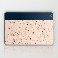 XVI - Dark Blue Laptop & iPad Skin