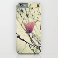 iPhone & iPod Case featuring An Early Spring, Branches in bloom and bud by V. Sanderson / Chickens in the Trees