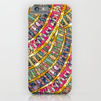 EGYPTIAN GODDESS iPhone 6 Slim Case