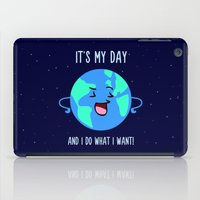 Earth Day iPad Case