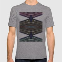 Mixer Matrix  Mens Fitted Tee Athletic Grey SMALL