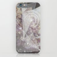 iPhone & iPod Case featuring Harmonic Broadcast  by Jesse Rather