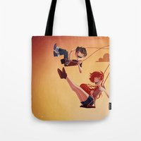 With You Tote Bag