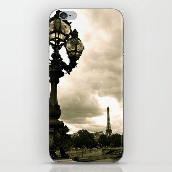 A Night In Paris iPhone & iPod Skin