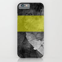 iPhone & iPod Case featuring DAG IV (yellow) by Jerome
