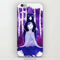 The Bear and the Maiden Fair! iPhone & iPod Skin