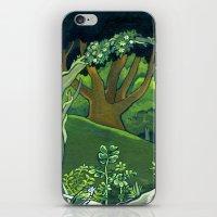 Fallen Giants iPhone & iPod Skin
