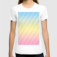 pastel T-shirts featuring Pastel by Rebecka R