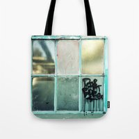 Window One A Tote Bag