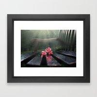 In Memory Framed Art Print