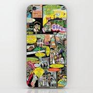 iPhone & iPod Skin featuring Vivita Spa KOMIX #1 by Tex Watt