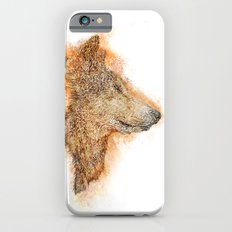 Wolf Flare iPhone 6 Slim Case