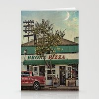 Bronx Pizza Stationery Cards