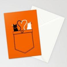 poCATS Love Stationery Cards