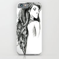 iPhone & iPod Case featuring Hair by DClemDesigns