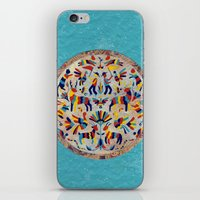 Otomi Party iPhone & iPod Skin
