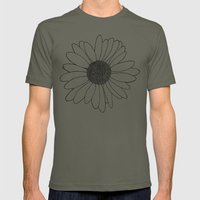Daisy Boarder Mens Fitted Tee Lieutenant SMALL