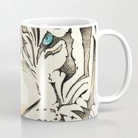 The White Tiger Mug