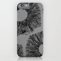 iPhone & iPod Case featuring Mushrooms by Ellie Kempton