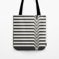 Visual Melt Tote Bag