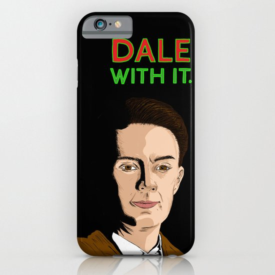 DALE WITH IT. iPhone & iPod Case