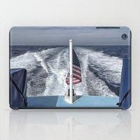 Salute color iPad Case