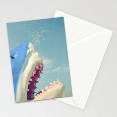 Shark! Stationery Cards