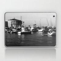 Catalina Harbor Laptop & iPad Skin