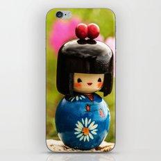 Kokeshi Love iPhone & iPod Skin