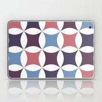 circular points Laptop & iPad Skin